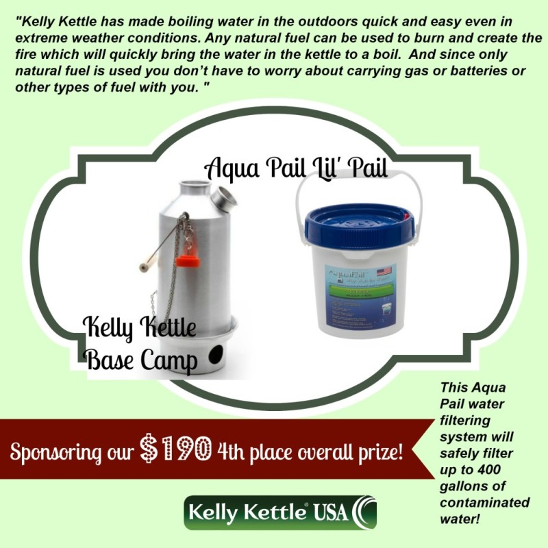 Kelly kettle ad