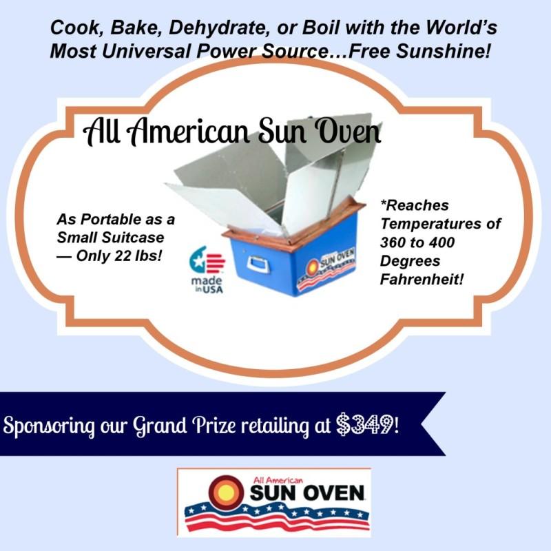 Sun Oven ad