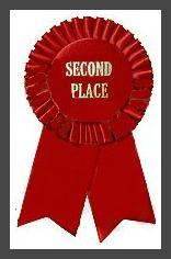second ribbon